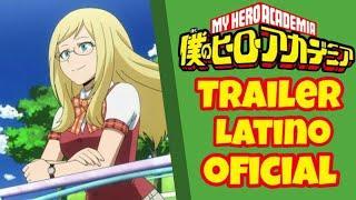 Trailer Latino de Boku No Hero Academia: Dos Héroes   Opinión