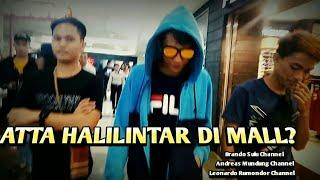 ATTA HALILINTAR DI MALL? - PRANK INDONESIA