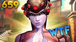 NEW Mutant Widow!! | Overwatch Daily Moments Ep.659 (Funny and Random Moments)