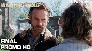"The Walking Dead 8x14 Final Trailer Season 8 Episode 14 Promo/Preview HD ""Still Gotta Mean Somethin"""