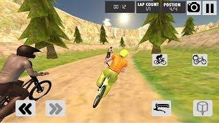 Multiple Mad Skill Dirt Track Bicycle Race - Extreme Sports Game || Multiple Bike Racing Games