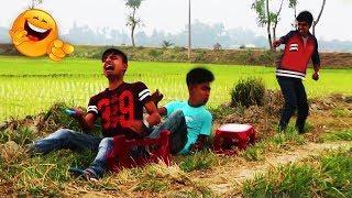 Must Watch New Funny???? ????Comedy Videos 2019 - Episode 08 || Binodon Bajar