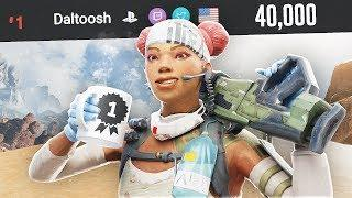 *RECORD* 40000 KILLS WITH LIFELINE!! | Best Apex Legends Funny Moments and Gameplay - Ep.109