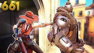 Is Hard To Be ASHE!! | Overwatch Daily Moments Ep.661 (Funny and Random Moments)
