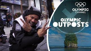 Breaking's best takes over South Korea and the sport | Olympic Outposts
