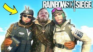 Rainbow Six Siege - Random Moments #53 (Funny Moments Compilation)