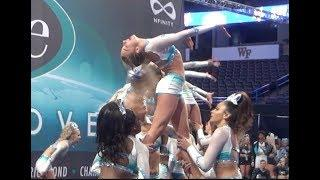 Cheer Extreme SSX Showcase 2018 MULTI STAGE CAM VIEW