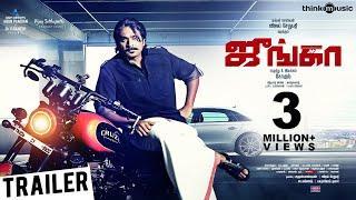 Junga Official Trailer   Vijay Sethupathi, Sayyeshaa, Madonna Sebastian   Siddharth Vipin   Gokul