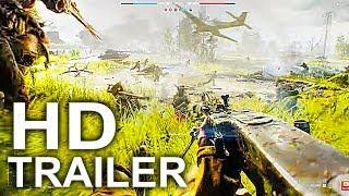 BATTLEFIELD 5 Gameplay Trailer (2018) PS4/Xbox One/PC
