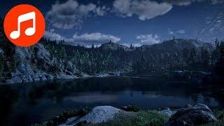 RED DEAD REDEMPTION 2 Ambient Music ???? Night Lake (RDR2 Soundtrack | OST)