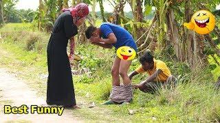 Try not to laugh_Must Watch Best Funny????????Comedy Videos #FunBoxBD