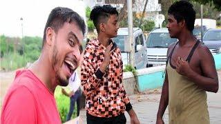12 Years Old With Amit Bhadana Dialogues (Funny Reaction) | Oye It's Prank