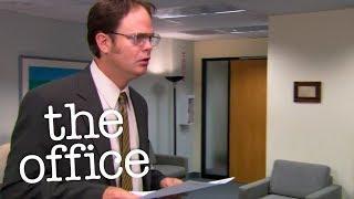 Future Dwight Prank - The Office US
