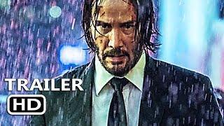 JOHN WICK 3: PARABELLUM Teaser Trailer (2019) Keanu Reeves