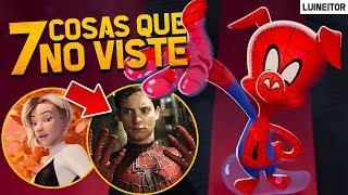 ¡LOS UNIVERSOS ESTÁN CONECTADOS! - SPIDER-MAN: Into the Spiderverse Trailer 2: cosas que NO Viste!