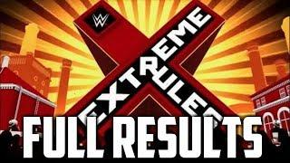 WWE Extreme Rules 2018 Results in 60 Seconds -We Watch it So You Don't Have To