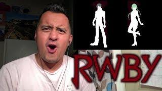 RWBY: Volume 3: Soundtrack (Reaction)