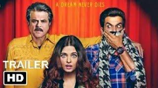 FANNEY KHAN | Trailer | Official | 2018 | Anil Kapoor, Aishwarya Rai Bachchan, Rajkummar Rao