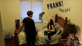 I'm RETURNING Your Xmas Presents PRANK On GIRLFRIEND! | Stephen&Daym