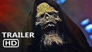 CURSE OF THE BLIND DEAD Official Trailer (2018) Horror Movie