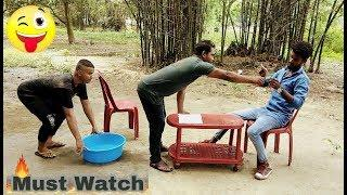 Must Watch Funny???? ????Comedy Videos 2018 - Episode  25 || Bindas fun ||