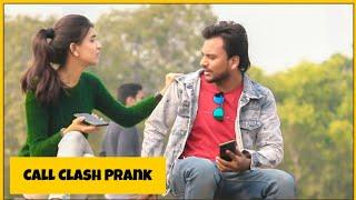 Epic-Call Clash Prank On Cute Girls| AKY FILMS |