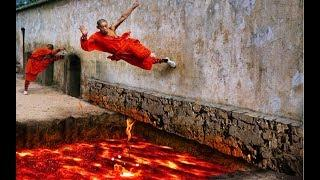 Don't Mess With KungFu Masters | Extreme Shaolin Training