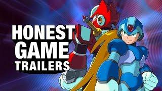 MEGA MAN X (Honest Game Trailers)