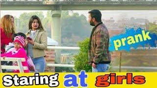 Nepali Prank - Staring To Girls In Nepal