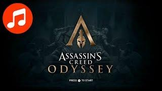 ASSASSIN'S CREED ODYSSEY Music ???? Extended Title Screen Music 10 HOURS (Sekiro Soundtrack | OST)