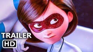 OS INCRÍVEIS 2 Trailer Brasileiro #3 (2018) Animação, Família
