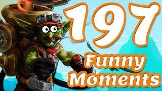 Heroes of the Storm: WP and Funny Moments #197