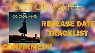 Doctor Who - Series 11 Soundtrack CONFIRMED