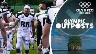 How Germany tackled American football and made it their own |Olympic Outposts