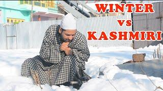 Winter V/S Kashmiri | Kashmiri Funny Video | Koshur Kalakar