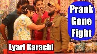 Hafta Wasooli Prank In Lyari Gone Wrong | Pranks In Pakistan | Humanitarians |