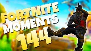 PROOF THAT KARMA EXIST! (UNLUCKIEST ROCKET RIDE EVER) | Fortnite Daily Funny and WTF Moments Ep. 144