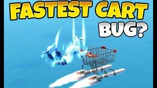 FASTEST CART SPEED *RIFT BUG* | Best Fortnite Funny Fails 2018 & WTF Moments