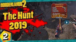 Borderlands 2 | The Hunt 2019 Funny Moments And Drops | Day #2