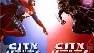 Prison Power Station - City of Heroes / City of Villains Soundtracks