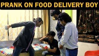 PRANK ON FOOD DELIVERY BOY | PRANK IN INDIA | BY VJ PAWAN SINGH