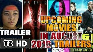 Movies coming out in August 2018 | best hollywood movies 2018 trailers | Trailer zero