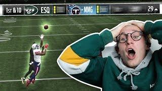 200 PULL UPS IF I LOSE THIS GAME! Madden Extreme Ep. #5