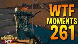 PUBG Daily Funny WTF Moments Highlights Ep 261