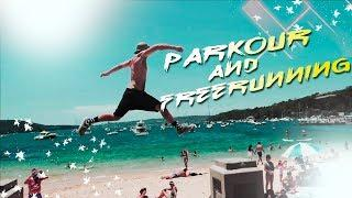 PARKOUR AND FREERUNNING 2018 ???? EXTREME SKILLS