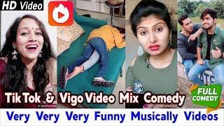 Unlimited Comedy | Best Of TikTok & Vigo Video Mix Comedy | Musically Funny Videos | Tik Tok Comedy