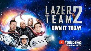 Lazer Team 2 Trailer