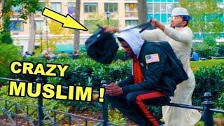 MUSLIM BAG PRANK !!