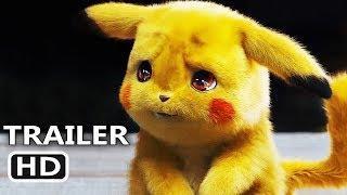 POKEMON DETETIVE PIKACHU Trailer Brasileiro LEGENDADO (2019)