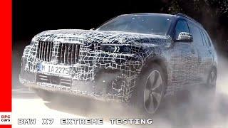 BMW X7 Extreme Testing